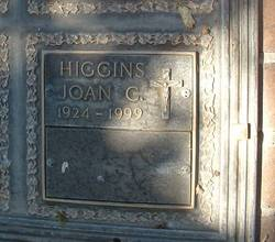 Joan C. Higgins