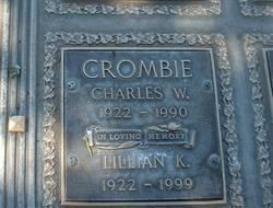 Charles W. Crombie