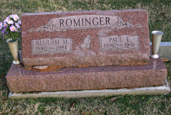 Paul Eugene Rominger