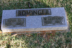 Ervia <I>O'Neal</I> Rominger