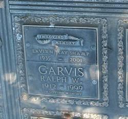Ralph W. Garvis