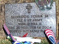Salvador Tovar, Sr