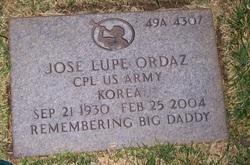 Jose Lupe Ordaz