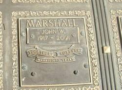 John W. Marshall