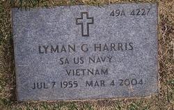 Lyman G Harris