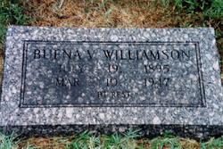 Buena Vista <I>Justis</I> Williamson