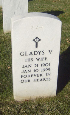 Gladys V Simpson