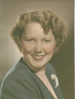 Eleanor <I>McCarthy</I> Warner