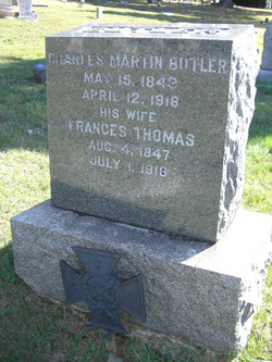 Pvt Charles Martin Butler, Jr