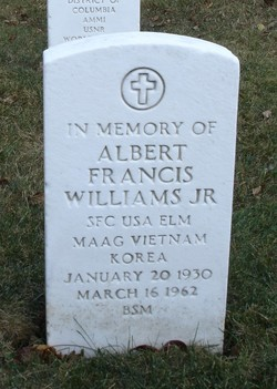 Albert Francis Williams, Jr