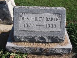 Rev Hiley Baker