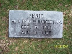 Penie <I>Thompson</I> Hargett