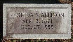Florida Lenora <I>Shipman</I> Allison