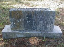 Benjamin Richard Armstrong