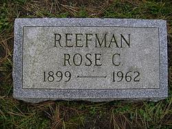 Rose C. Reefman