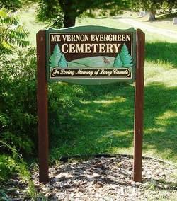 Mount Vernon Evergreen Cemetery