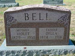 Violet <I>Jackson</I> Bell