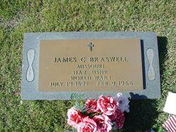 James C Braswell
