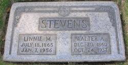 Linnie M Stevens