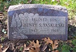 Henry Stephen Yaskulski