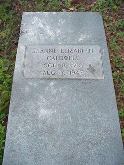 Jeanne Elizabeth Caldwell