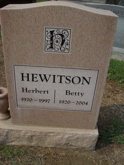 Betty Hewitson