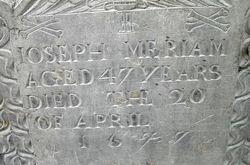 Joseph Meriam