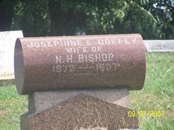 Josephine E. <I>Coffey</I> Bishop
