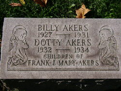 "William Burras ""Billy"" Akers"