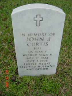 John J Curtis