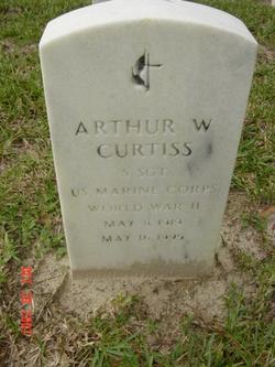 Arthur W Curtiss