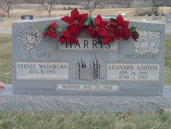 Leonard Ashton Harris