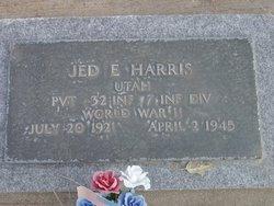 Jed Elwyn Harris
