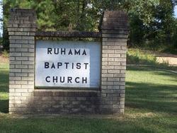 Ruhama Baptist Church Cemetery