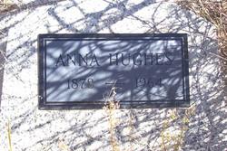 Anna <I>Kimbell</I> Hughes