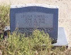 Leona Kimbell