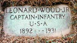 CPT Leonard R. Wood Jr.