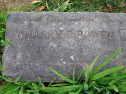 """Henry Clay """"Harry"""" Bowen"""