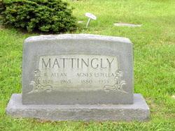 Robert Allan Mattingly
