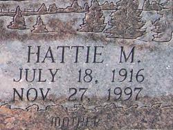 Hattie Mary Ellen <I>Buffington</I> Luney