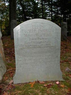 Ellen Tucker Emerson