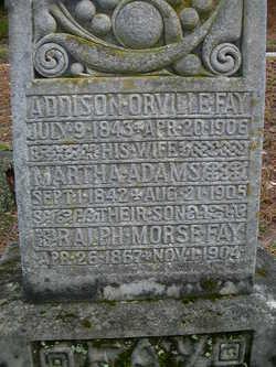 Addison Orville Fay