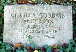 Charles Goodwin Anderson