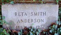 Reta Parish <I>Smith</I> Anderson