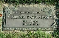 Michael P O'Riordan