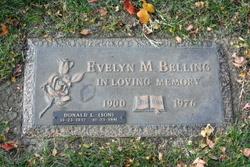 Evelyn Martha <I>Breetzke</I> Belling