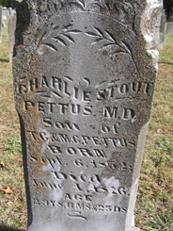 Dr Charlie Stout Pettus