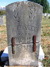 Corp Oren A. Evans