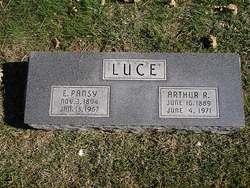 Edith Pansy Luce