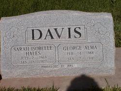 George Alma Davis